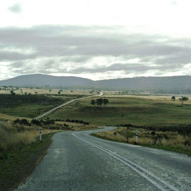 Tasman Hwy, the journey begins