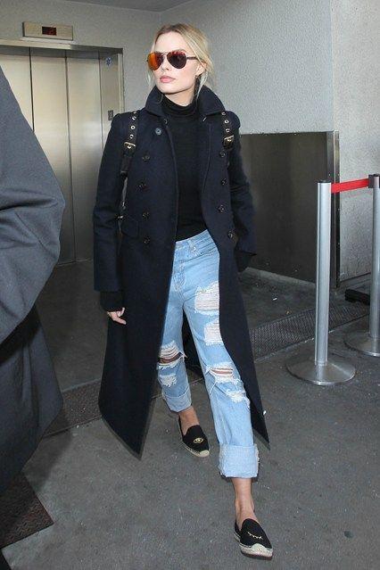 Margot Robbie - January 14, 2016