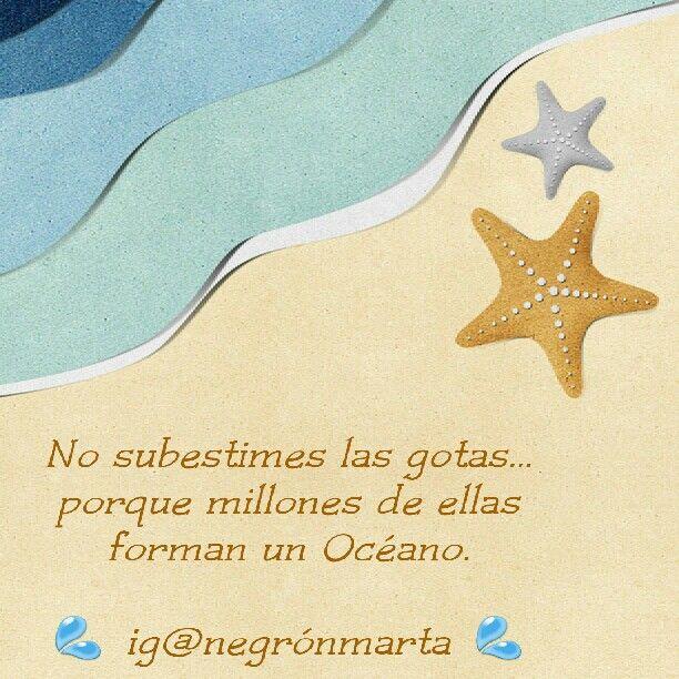 """No me subestimes"" ...... (By me: ig@negrónmarta)"