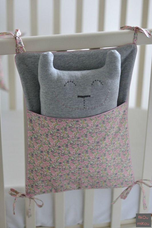 Doudou et son sac de couchage :)...