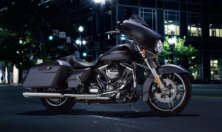 2014 Touring Street GlideMotorcycles http://orlandoharley.com/ #OrlandHarley #Harley #Orlando Harley-Davidson®