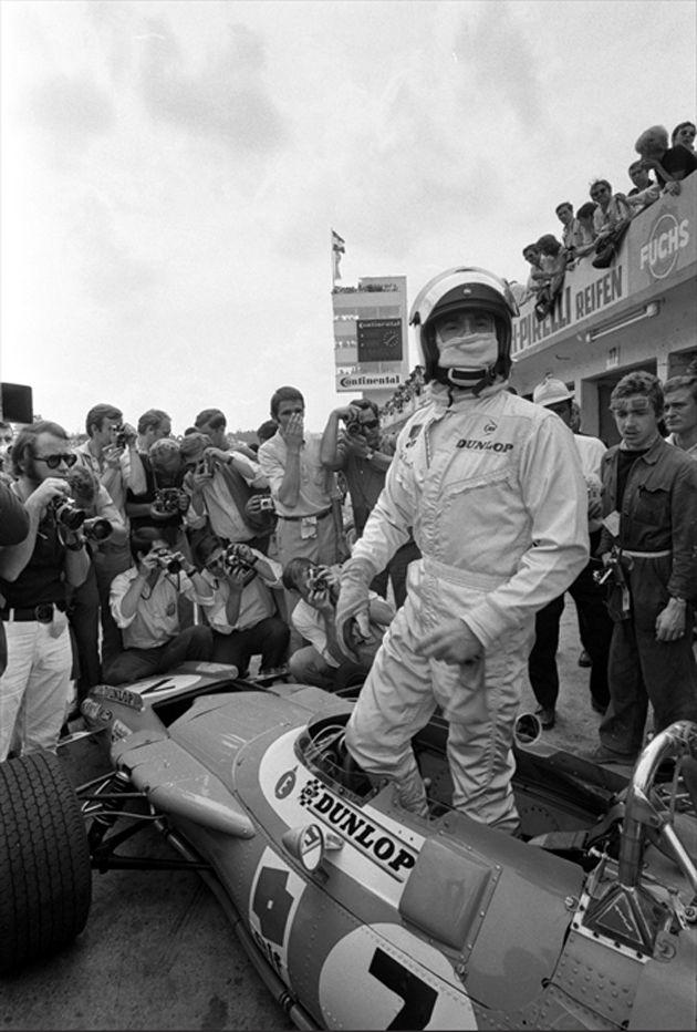 Jackie Stewart 1969 Art of the #Automobile www.romeoauto.it  #formula1 #motors #concessionaria #passion