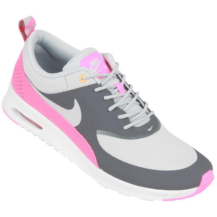 Zapatillas Nike Air Max Thea - Netshoes $999