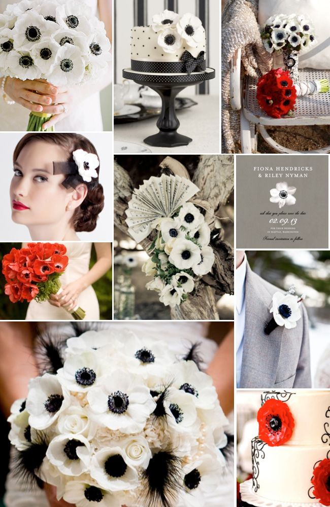 Anemone Flower Inspiration