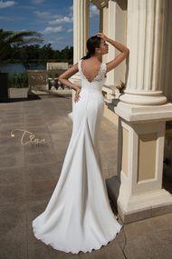 wedding dress Lirio - Tina Valerdi 2017
