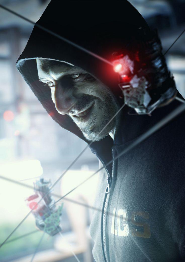Lucas - Resident Evil 7 Biohazard
