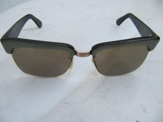 Sonnenbrille  Rodenstock silber metallic von Vintage4Friends