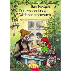 Pettersson kriegt Weihnachtsbesuch: Amazon.de: Sven Nordqvist, Angelika Kutsch: Bücher