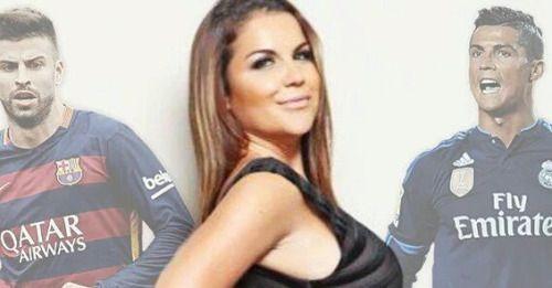 Hermana de Cristiano Ronaldo le pide Periscope a Piqué: Contigo...