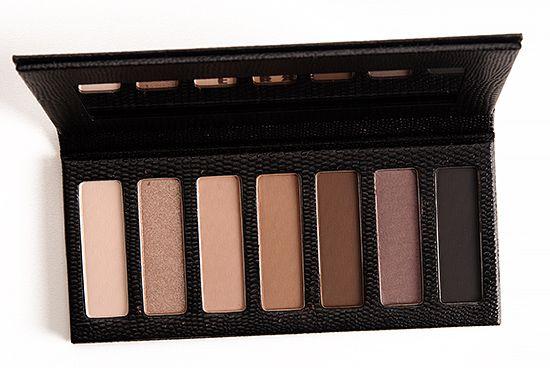 LORAC Black Skinny Eyeshadow Palette LORAC Black Skinny Eyeshadow Palette ($15.00 for 0.45 oz.) is a mix of darker neutral shades that ranges from a gray-i