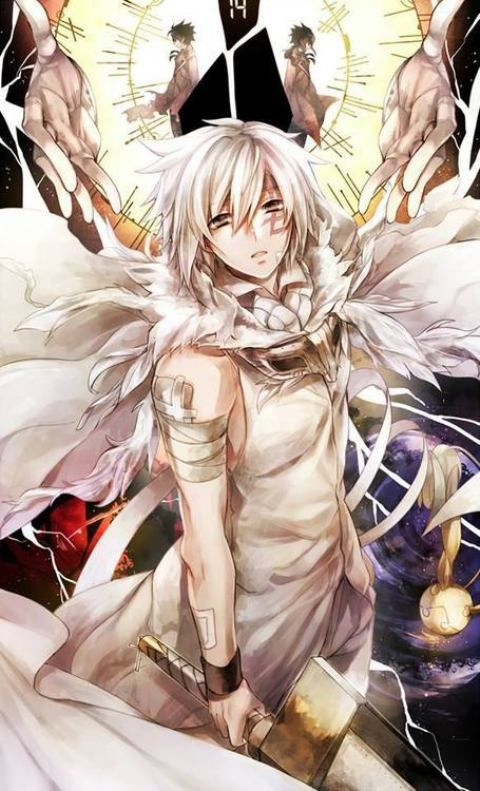 D.Gray-man Allen Walker