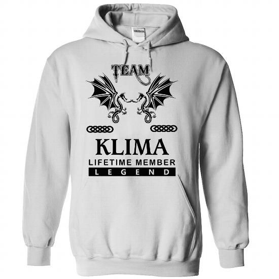 Team KLIMA 2015_Rim - #diy gift #love gift. WANT => https://www.sunfrog.com/Names/Team-KLIMA-2015_Rim-yhsdmgpcju-White-36799912-Hoodie.html?68278