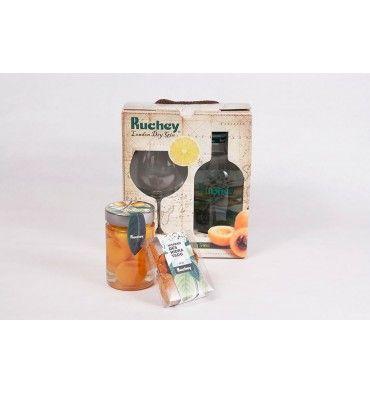 PACK RUCHEY GINTONIC Conviertete en el alma de la fiesta con este pack Gintonic + nísperos deshidratos para preparar un buen gintonic