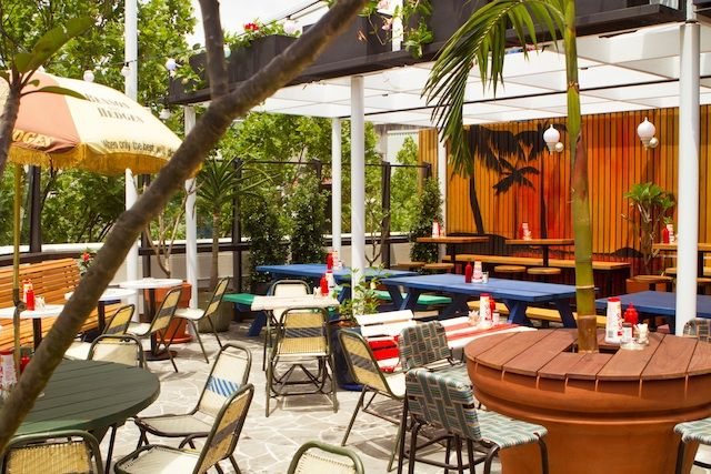 Sweethearts Rooftop Barbeque - Bars in Sydney - Concrete Playground Sydney