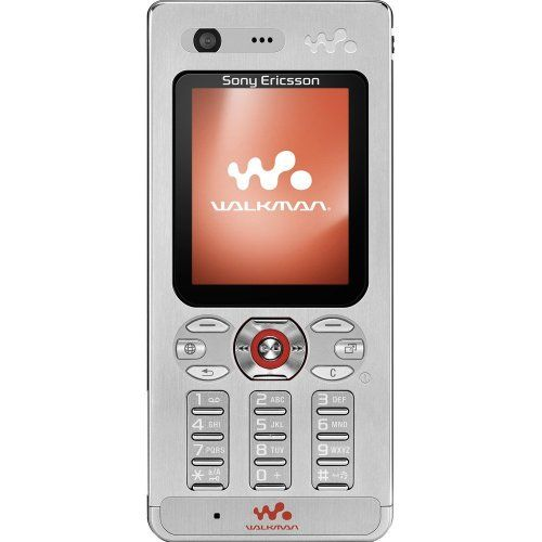 Sony Ericsson W880i Unlocked Cell Phone with 2 MP Camera, 3G, MP3/Video Player, Memory Stick Pro Duo Slot–International Version with No Warr... | ($110.00)
