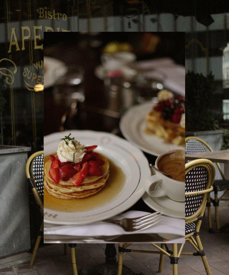 Déjeuner — Allure of Simplicity