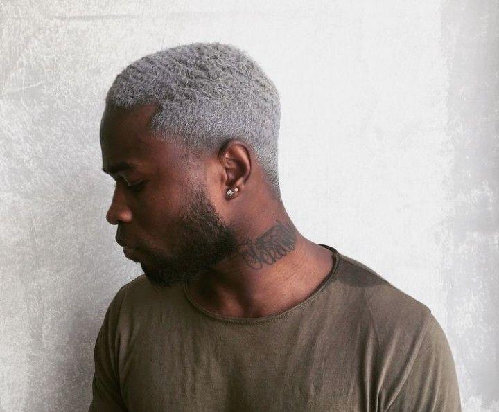 Pin On Black Men Hair Color