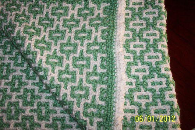Barbaridade: Interlocking Crochet