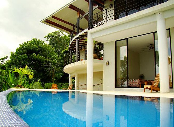 Tropical House, Mal Pais, Costa Rica | vacation home rentals