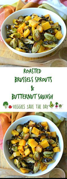 If you love roasted Brussels sprouts and butternut squash, you will really enjoy…