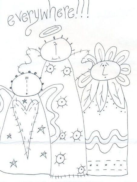 memes quilt angels everywhere - poliartesanato - Álbumes web de Picasa