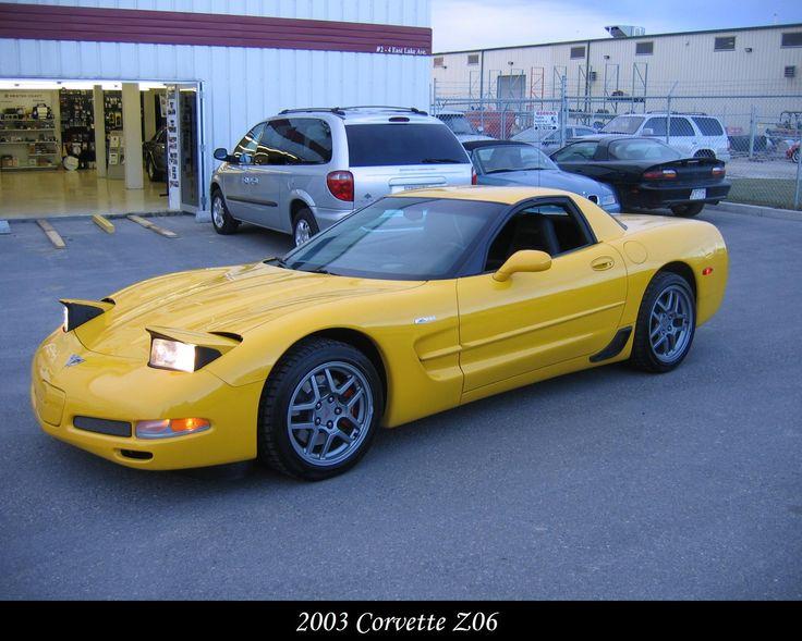 Pictures Of Corvettes >> 2003 Corvette Z06 | Corvette | Pinterest | 2003 corvette, Corvette and Chevrolet Corvette
