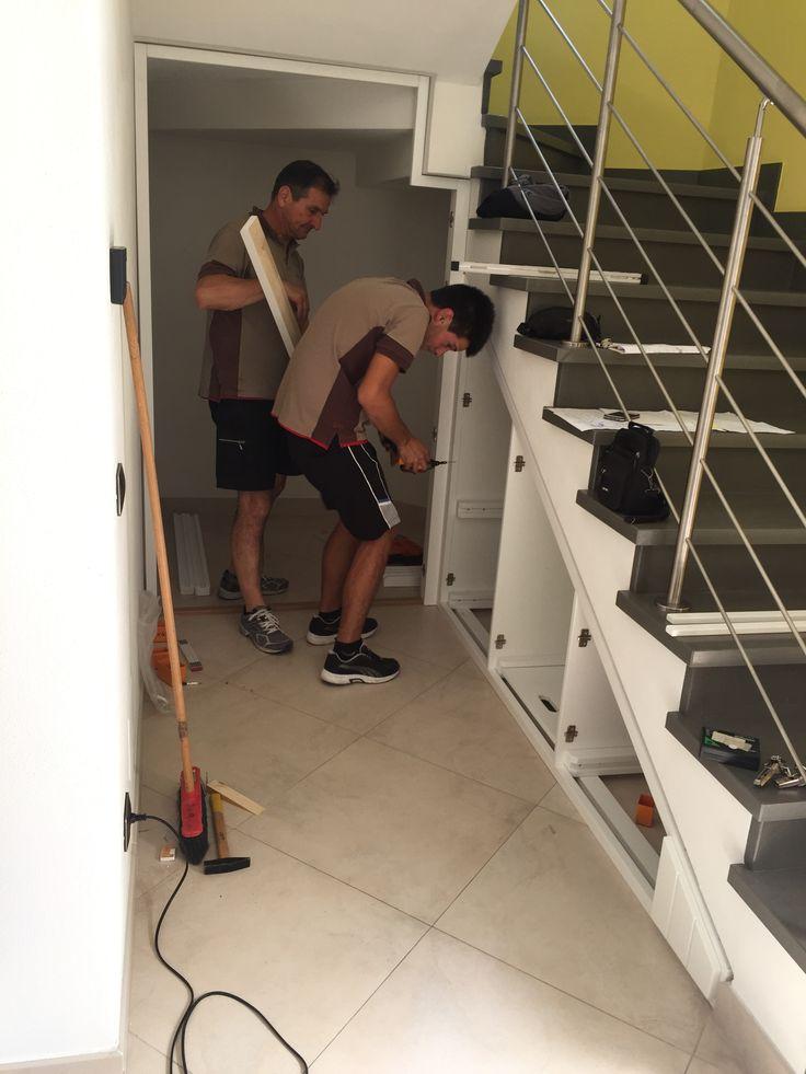 Siria Arredamenti vi aiuta a sfruttare al meglio ogni spazio della vostra casa. Soluzione su misura per rendere elegante e sempre in ordine…