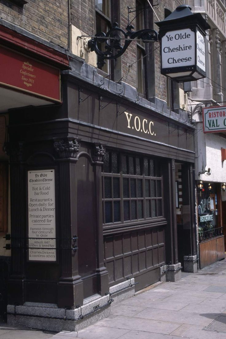 Discover The Oldest Pubs In London Old Pub London Pubs