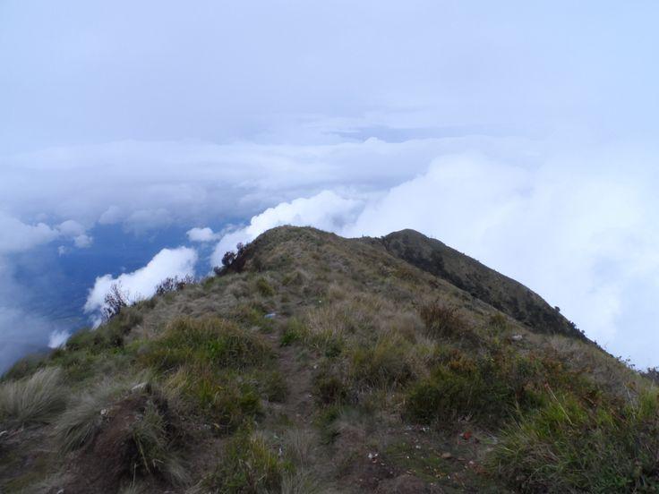 Mt. Merbabu Indonesia