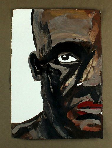 #NicolasVial - Portraits Black - #GalerieW