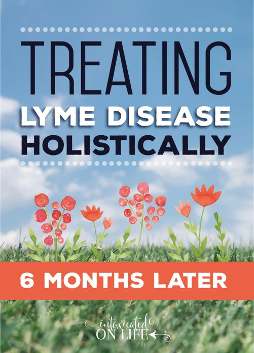 It's been half a year since I started all my protocols to heal my body of Lyme disease and all my co-infections. Here's an update on how things are going.