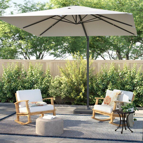 The Summer Sun Can Get Extremely Fierce Leaving You A Little Toastier Than You Intended With Our Chic Canopy Umbrella Yo In 2020 Patio Patio Umbrellas Outdoor Patio