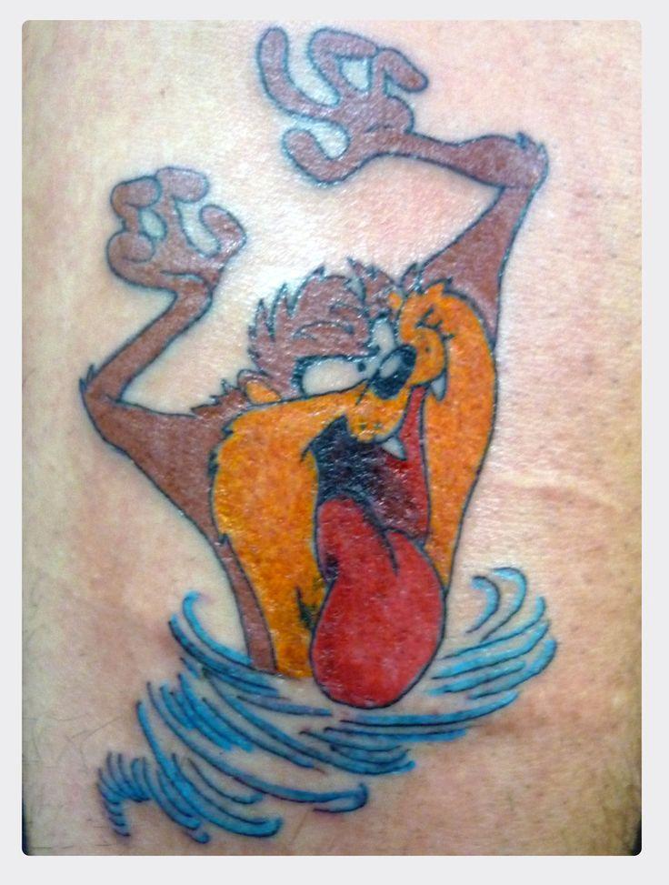 Best Tattoo design Ideas: Taz Tattoos