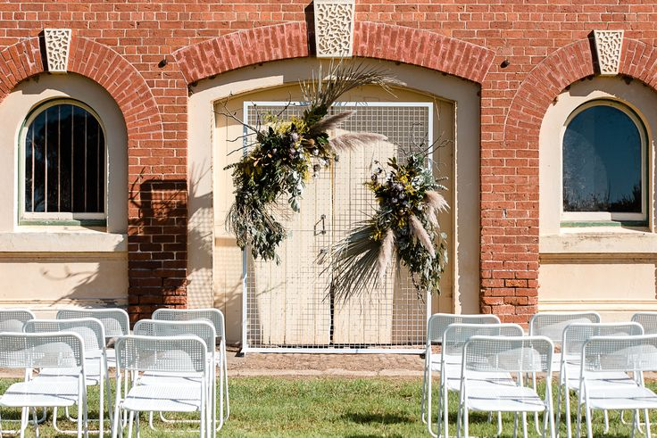 Mount Ophir Estate styled for a beautiful, rustic wedding