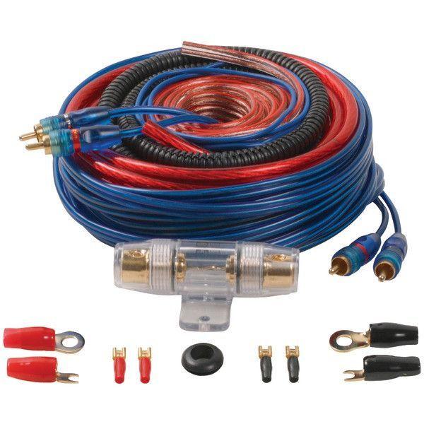 DB Link PK8Z Power Series 8-Gauge Amp Installation Kit