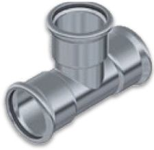 Stainless Steel Press Fittings are product offering of press style joined press stainless steel fittings going in size from 1 ⁄ 2″ to 2″.