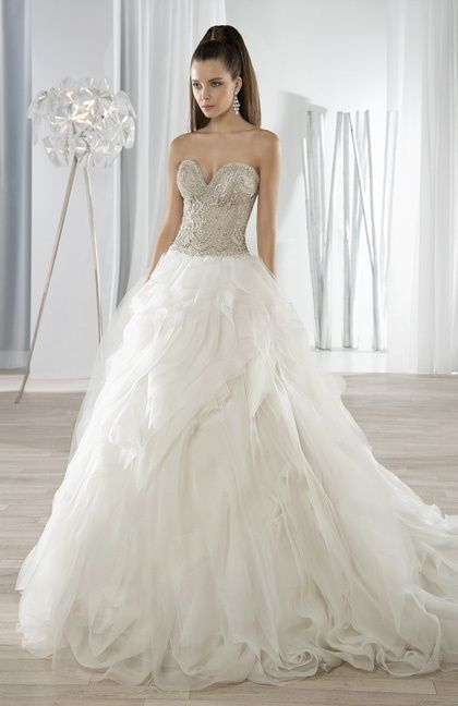 Robe de mariée Demetrios 2016 Modèle