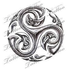 Image result for triskelion tattoo