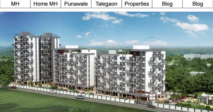 Visit: http://www.myhomemh.com | My Home by Goyal Properties Offering 1 and 2 BHK Residential Flats in Pune for Sale