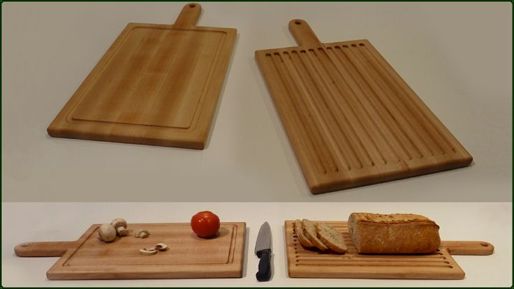 KITCHEN BOARD - the multi-functional, big, lightweight  board for all your kitchen prep