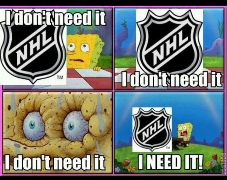 Lol hockey humor