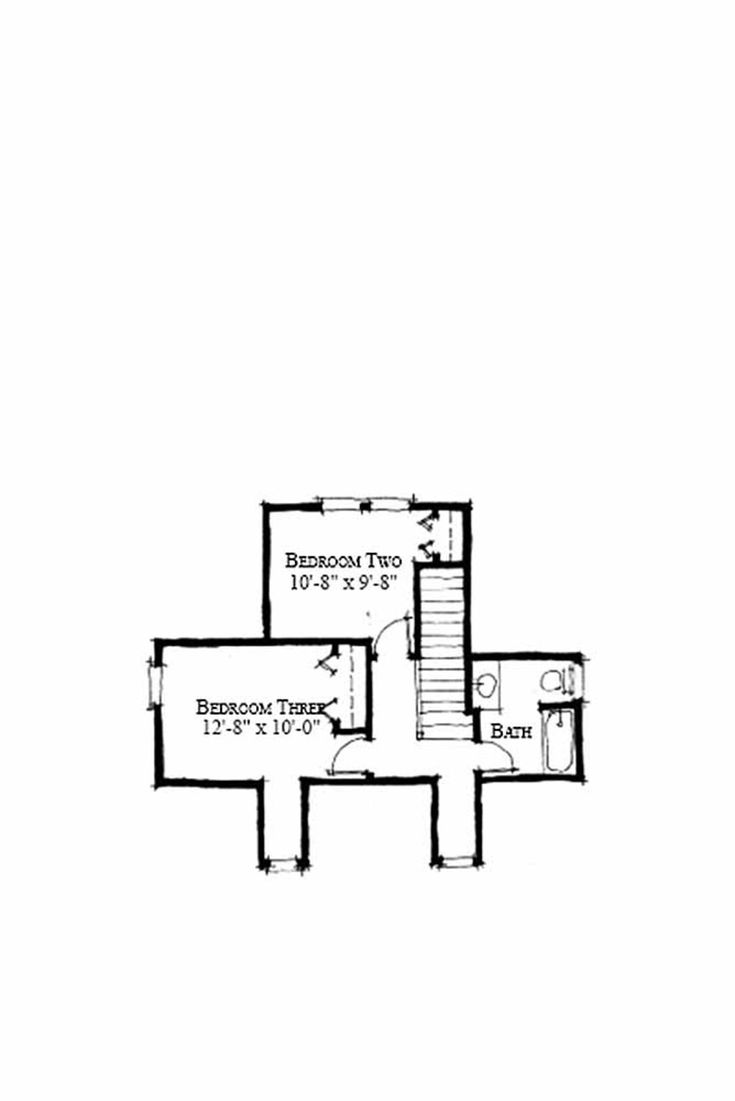 Plan Lil House House Plans 2 Cottage Style House Plans Cottage Plans