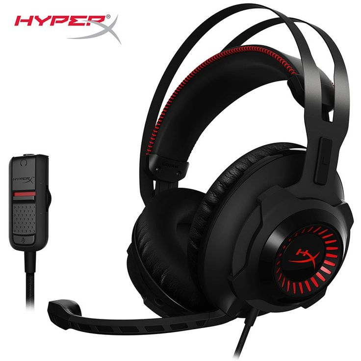 Best price US $125.00  Kingston virtual 7.1 HyperX Cloud Revolver Headphones for precise audio positioning Gaming Headset for FPS    Get here: Samsung