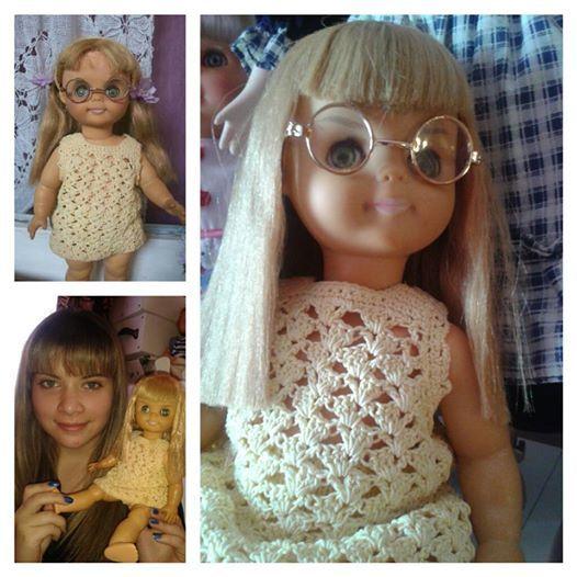 mi primera muñeca Rayito de sol...