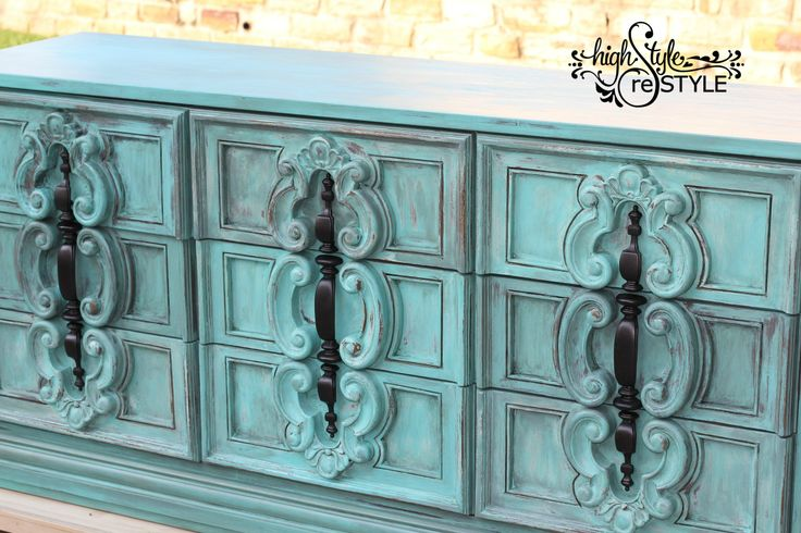26 best chalky painted finishes images on pinterest for Funky bedroom furniture