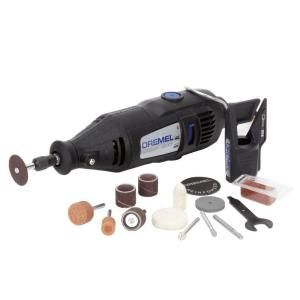 Dremel 200 Series 2 Speed Rotary Tool with 15 Assorted Accessories-200-1/15 at The Home Depot
