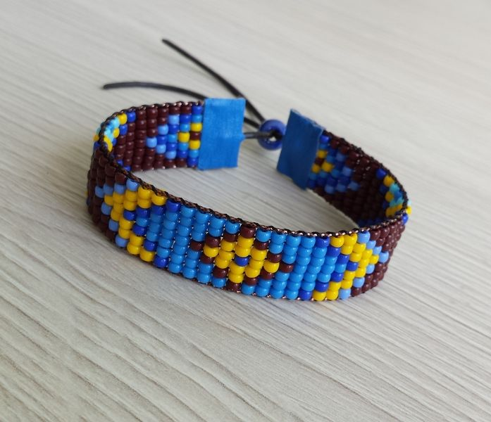 Ethnic bracelet Cartagena  ButikHejHej  DaWanda.com