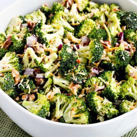 Süß-saurer Brokkolisalat (Video)   – Salads