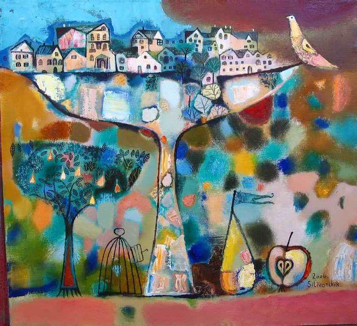 """""""Still Life"""" 2006. 50х65cm. Oil on canvas"""