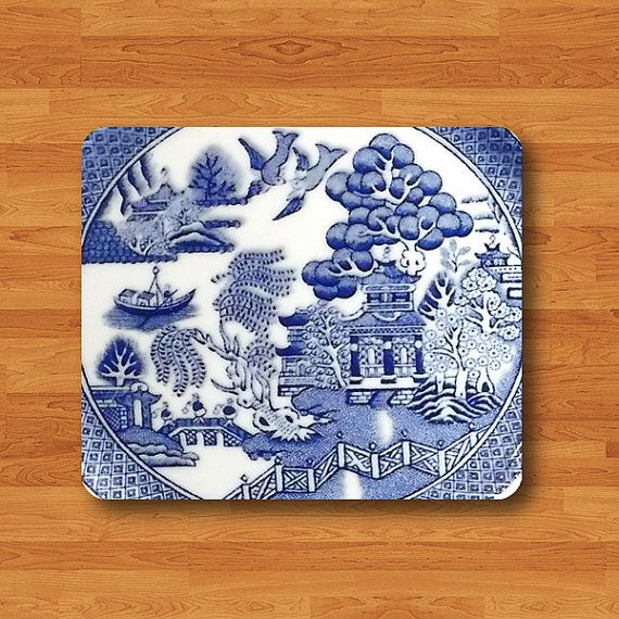 Chinese Painting Pattern Drawing Dish Vintage Oldest Artistic Traditions Asian Desk Deco Work Pad Personal Gift